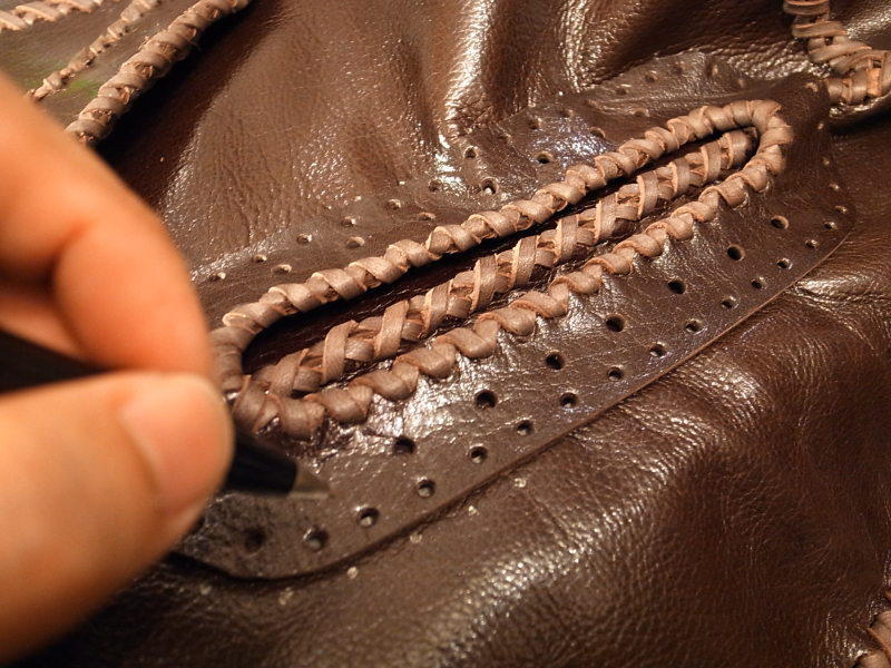$Bobby Art Leather レザーアートで♪ネオ・ヒッピー・スタイル♪